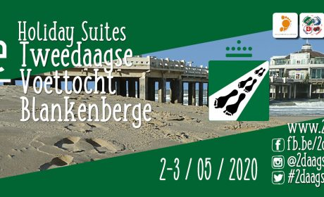 Paket aranžman za Festival hodanja u Belgiji 1.-3.5.2020- 2DAAGS Blankenberge Belgija
